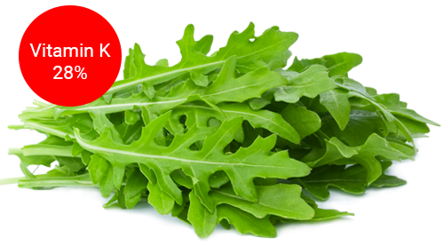 Arugula for Immune system